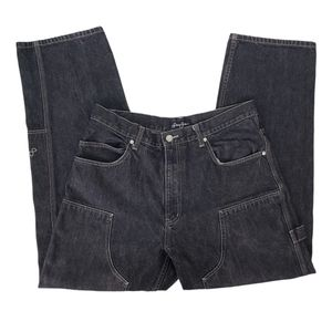 Sean John Vintage Black Carpenter Jeans
